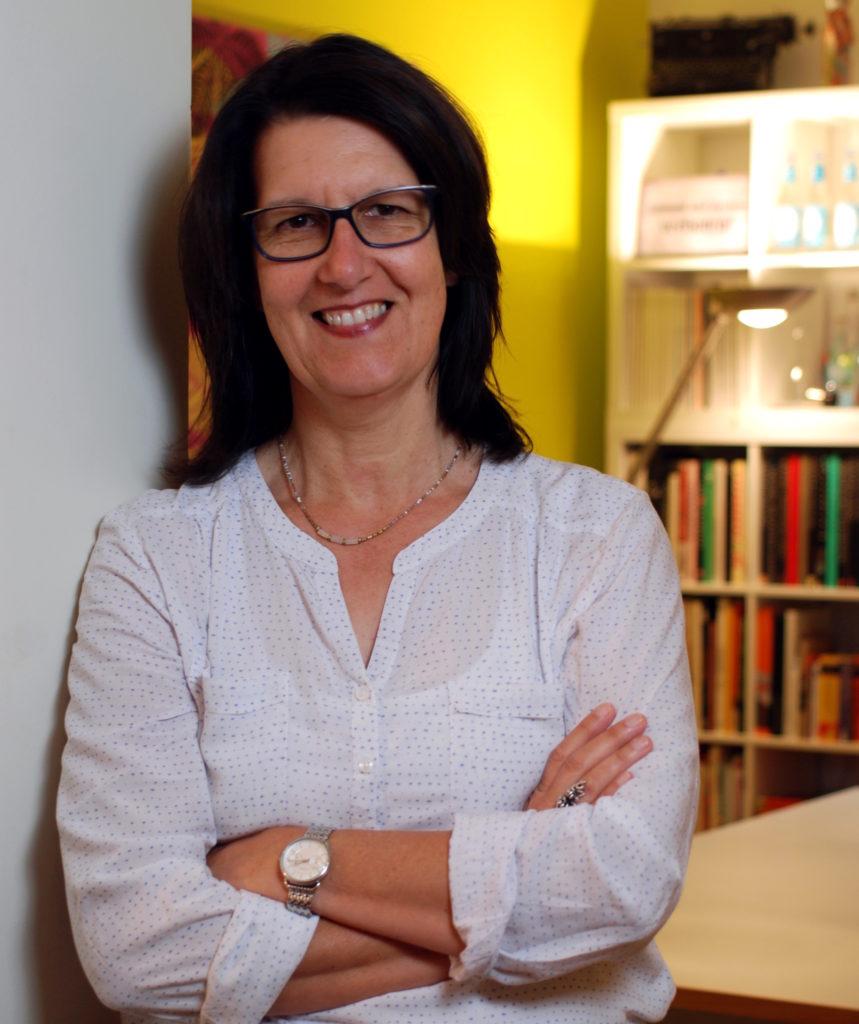 Susanna Lopez Kostka - ihre Laufbahnberaterin